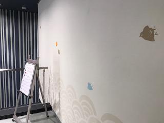 日本塗料会館内装⑤