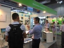 エコEXPOアジア「都市グリーン化に向けた革新的ソリューション」