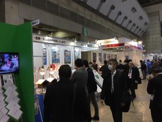 東京ビッグサイト 第一回工場設備・備品展にてミラクールをご紹介いただいています